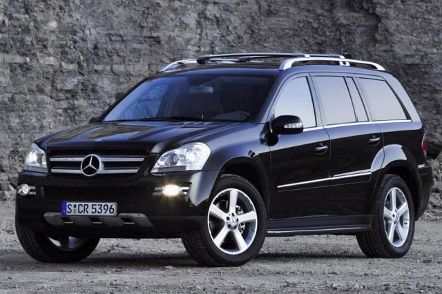 Gl accessories for Mercedes benz 2007 gl450 accessories