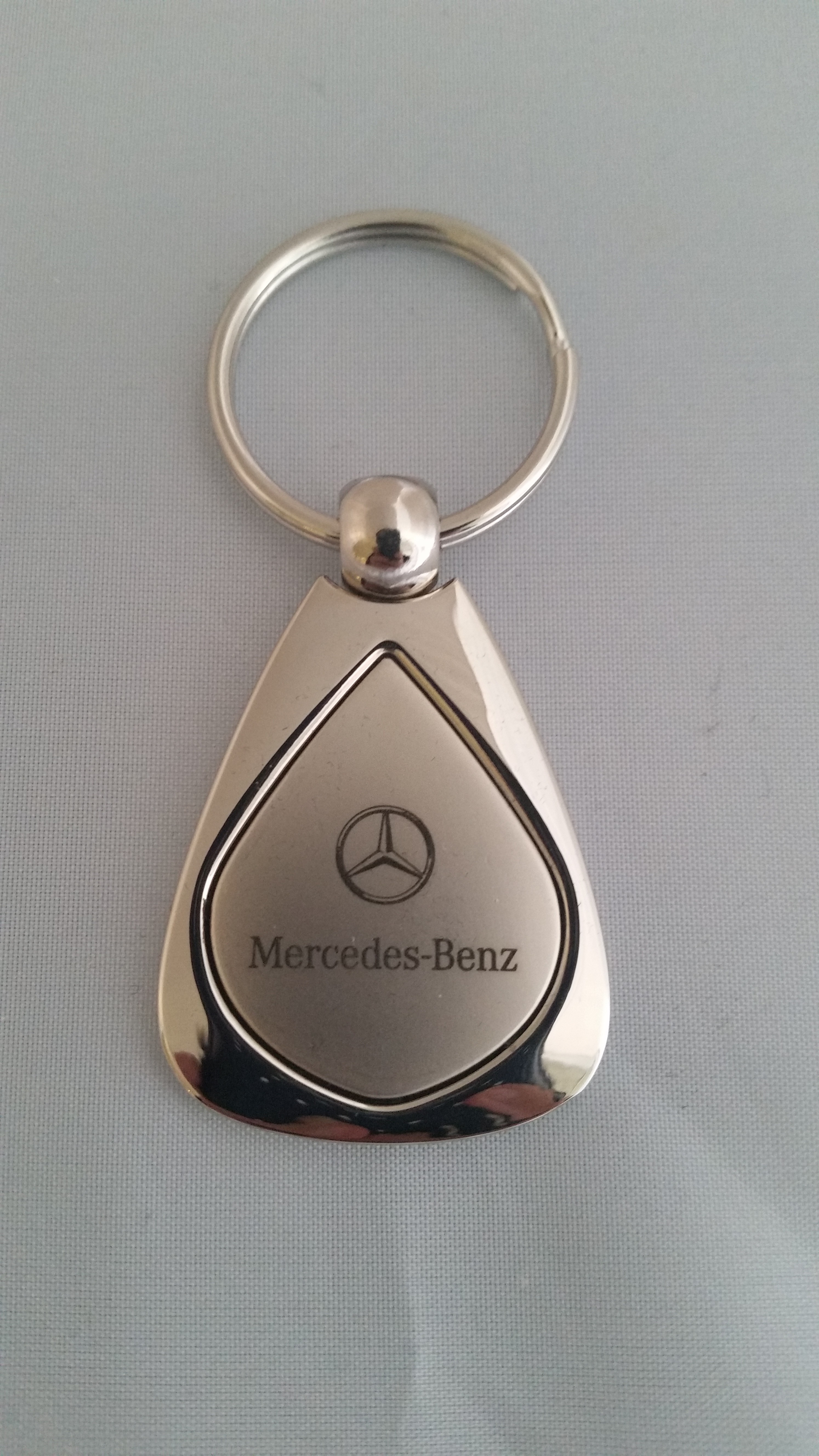 The parts depot for Mercedes benz keychain