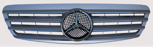 Mercedes CL Style S-Class Sport Grille Assembly