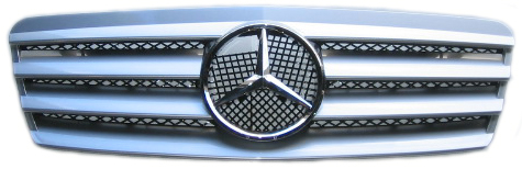 Sports Grille Silver CLK 1998-2002