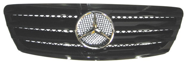 Sports Grille Black CLK 1998-2002