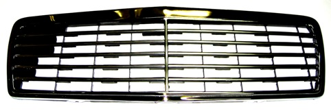 Mercedes Benz E-Class Grille Assembly 96-99
