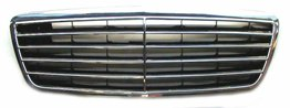 Mercedes Benz E-Class Grille Assembly 00-03