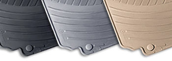 Mercedes Benz All Season Floor Mats C-Class 2001-2007 Wagon All Season Floor Mats, C-Class
