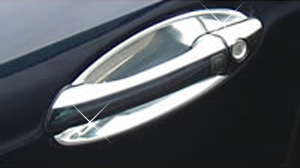 Chrome Door Shells S-Class 2000-