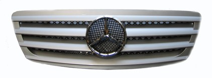Sport Grille Silver S-Class 2003-2006