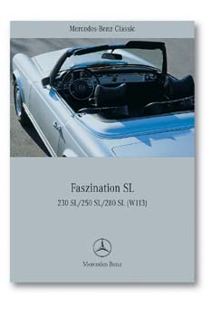 Mercedes Benz SL 113 Book