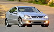 2002-2005 C-Class Coupe