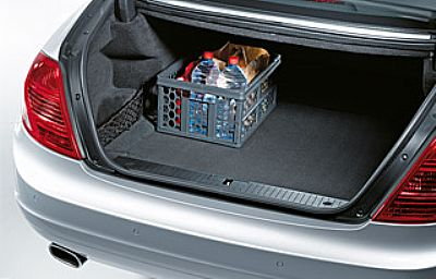 Mercedes Benz CL Collapsible Shopping Crate
