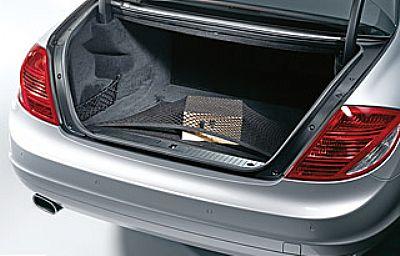Cl accessories for Mercedes benz cargo net