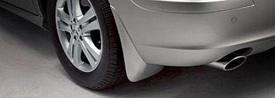 Mercedes Benz R-Class Front Mud Guards