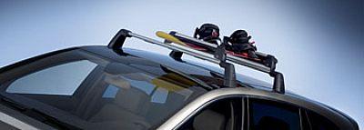 R class accessories for Mercedes benz gl450 ski rack