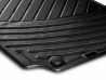 MERCEDES BENZ ALL WEATHER C-CLASS MATS 2006-2010 BLACK