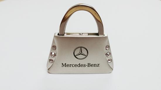 Mercedes benz purse keychain for Mercedes benz keychain