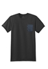 Mens t-shirt with pocket design