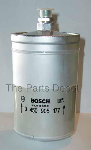 bosch mercdes benz fuel filter 190e 300e 420sel 002. Black Bedroom Furniture Sets. Home Design Ideas