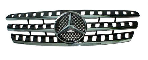 Mercedes Benz ML Sport Grille Assembly