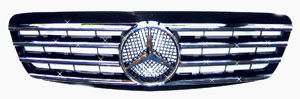 Mercedes Benz S-Class Sport Grille Assembly