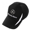 Charcoal Grey Mesh Cap MESH HAT, MERCEDES CHARCOAL GREY CAP