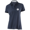 Womens Blue Polo Shirt MERCEDES POLO, BLUE POLO, SHIRT,