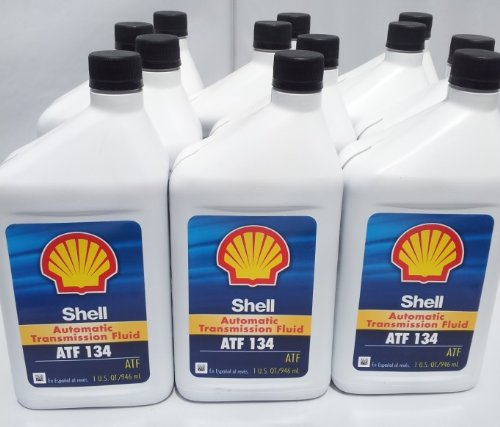 SHELL ATF-134 TRANS FLUID 6 PACK