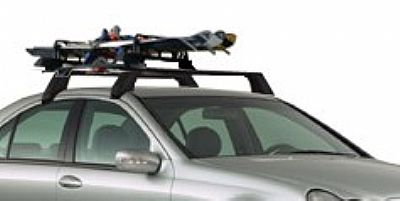 Mercedes benz c class ski snowboard carrier for Mercedes benz ski rack