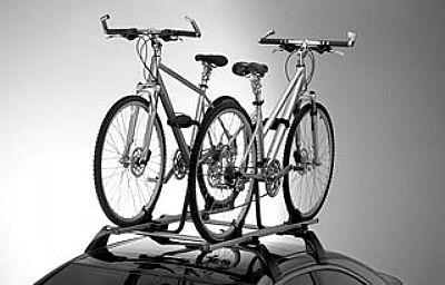 Mercedes benz cls bicycle carrier for Mercedes benz bike rack