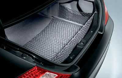 mercedes benz cls sill cargo net. Black Bedroom Furniture Sets. Home Design Ideas