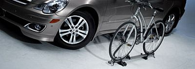 Mercedes benz r class bicycle rack for Mercedes benz bicycle rack