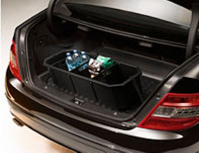 mercedes benz e class sedan and coupe cargo box