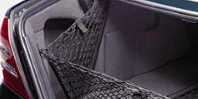 Mercedes benz c class side cargo net for Mercedes benz cargo net