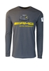 Mens AMG Long Sleeve Graphic T-Shirt