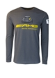 Men's AMG Long Sleeve Graphic T-Shirt - AMWM406LONGSLEEVE