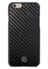 Mercedes Benz Carbon Fiber iPhone Case